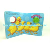 Wholesale Round Sound Module for Animal Sounds Book indoor Educational Toy from china suppliers