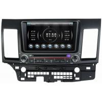 Wholesale Ouchuangbo Car GPS Satnav DVD Player Mitsubishi Lancer 2006-2012 USB iPod Multimedia System OCB-8062A from china suppliers