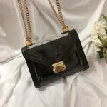 China New Michael Kors handbag Whitney Green Crocodile Leather Chain Shoulder women's Bag for sale