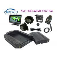 Wholesale 3G HD HDD Rugged Mobile DVR hidden security cameras system for Taxi management from china suppliers