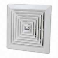 Wholesale Ceiling Ventilation Exhaust Fan with 21W Power and 220V/50Hz Input Voltage from china suppliers