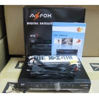 China Azfox N10S Decode Nagra 3 Sat TV Receiver for South America on sale