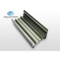 Wholesale Customized  Silver Polishing  Aluminum Extrusion Profile For Floor Strip 6060-T5 / T6 from china suppliers