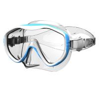 Quality Professional Full Face Free Diving Mask Waterproof Scuba Equipment for sale