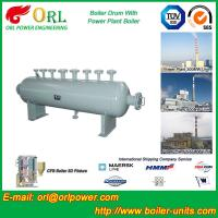 Wholesale Coal Fired Boiler Mud Drum Boiler Equipment Hot Water Steam Output from china suppliers