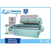 Hwashi Mobile Multipoint Special Stainless Steel Welding Machine 300-800mm Throat Depth with one year warranty for sale