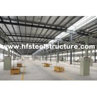 Welding, Braking Structural Industrial Steel Buildings For Workshop, Warehouse And Storage for sale