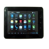 Quality G-Sensor Tablet TFT Screen Built-In 3G Tablet Pc With Back Camera for sale