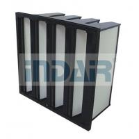 China Low Resistance Air Filter For High Volume Air Flow Ventilation System on sale