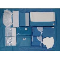 Wholesale By Pass Custom Surgical Packs , Coronary Artery Sterile Medical Pack Cup Standard from china suppliers