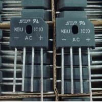 Wholesale 10A 1000V diode bridge rectifier kbu1010 from china suppliers