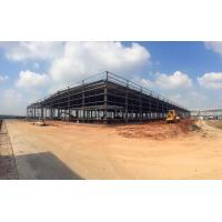 China Low Cost Prefabricated Light Weight Buildings For Steel Structure Warehouse for sale