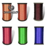 Wholesale Polyethylene Insulated Enameled Nichrome Wire Ni80Cr20 Ni30Cr20 Ni60Cr15 from china suppliers