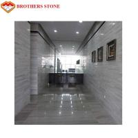 Wholesale Wear Resistant White Wood Vein Marble Slabs & Tiles For Wall & Floor Covering from china suppliers
