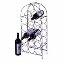 Wholesale Wire Wine Rack from china suppliers