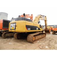 Wholesale Used Caterpillar 345D 45 Ton Excavator For Sale from china suppliers