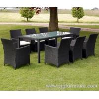 Wholesale Outdoor Furniture  Used for Garden Dinner  Can Be Have Harty  Protection Enviroment from china suppliers