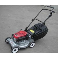 Wholesale Commercial Hand Push Garden Lawn Mower , Gasoline 18inch Lawn Mower from china suppliers