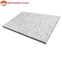 Wholesale 1st Grade Honed G603 Granite Slabs Grey Paving Stone Slab Good Resistance To Corrosion from china suppliers
