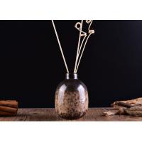 Wholesale Vintage Ceramic Reed Diffuser Bottle Aromatic Transmutation Glazed from china suppliers