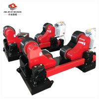 Wholesale 1.5 KW Heavy Duty Automatic Pipe Welding Rollers / Welding Turning Rolls from china suppliers