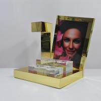 Wholesale Magnetic Levitation Retail POS Displays , Acrylic Makeup Display Stand from china suppliers