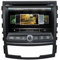 Wholesale Ouchuangbo Auto Multimedia System for Ssangyong korando 2010- 2013 DVD Radio iPod Bluetooth TV OCB-7067A from china suppliers