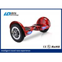 CE Certificated 10 Self Balancing Electric Scooter For Indoor Transportation