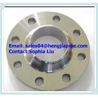 Buy cheap WN RF FLANGES A105 FOR SALE from wholesalers