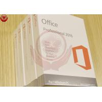 Wholesale Full Version DVD Activation Microsoft Excel 2016 Professional Plus Lifetime Guarantee from china suppliers