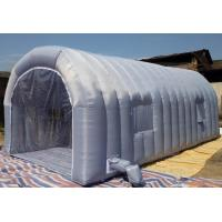 China Mobile carcoon inflatable cover air tent outdoor on sale