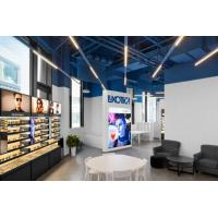 Buy cheap Fashion design of Optical store interior shopfitting used modern display wall from wholesalers
