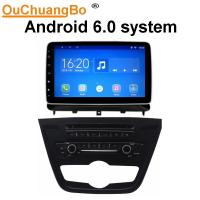 Ouchuangbo car gps navi stereo android 6.0 for ChangAn Alsvin V7 with 3g wifi SWC dual zone 16GB Flash