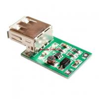 Buy cheap 0.9V ~ 5V to 5V 600MA USB Output charger step up Power Module Mini DC-DC Boost Converter from wholesalers