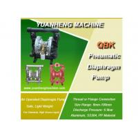 China Air Operated Double Diaphragm Pump/pneumatic Diaphragm Pump on sale