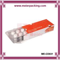 Wholesale Logo Printed Paper Medicine Pill Box/Custom Pill Medicine Paper Box with Lock ME-CD031 from china suppliers