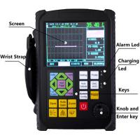 Buy cheap Industrial Flaw Detector Ultrasonic Testing, Portable Digital Ultrasonic Flaw from wholesalers