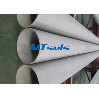 Wholesale Mechanical Structure Industry Duplex Steel Pipe ASTM A789 / 789M 3 / 4 Inch S32205 from china suppliers