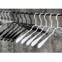Wholesale PVC Coating Non Slip Clothing Store Hangers For Coat / Trouser / Jacket / Suit from china suppliers
