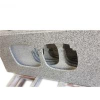 China Natural Granite Tile Over Laminate Countertop For Kitchen Bathroom on sale