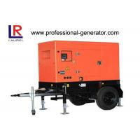 China Outdoor Mobility Work Trailer Mobile Power Generator Station Adjustable Height on sale