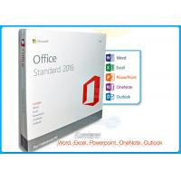 Wholesale Genuine Microsoft Office 2016 Professional Plus Key With 3.0 Usb Flash Drive from china suppliers
