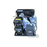 China Air cooled condensing unit china KUB CAJ4519T R22 Tecumseh compressor small condensing unit for cold storage on sale