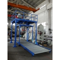 Wholesale 40 Bags/Hour Carbon Black Ton Bag Packing Machine from china suppliers