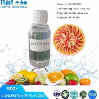 China Hot Sell Concentrate Liquid Fruit Flavor for E-Cig Liquid/vape juice on sale