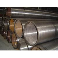 Wholesale Alloy Steel Seamless Pipe ASMES A335 P22, ASTM A234, ASTM A182, Plain / Beveled End from china suppliers