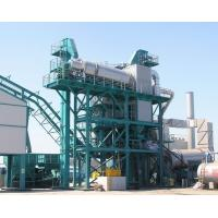 Buy cheap 80 ~ 120t / H Capacity Dry Mix Plant , RAP Bitumen Production Plants Used In Construction from Wholesalers