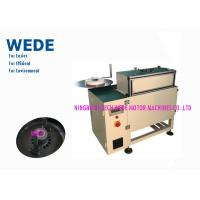Wholesale PLC Control Automatic Insertion Machine, Free Bur Electric Motor Coil Inserting Machine from china suppliers
