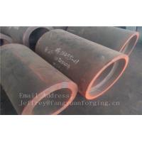 Wholesale Ship Buliding Industry Forged Sleeves ABS BV DNV LR KR GL NK RINA Certificated from china suppliers