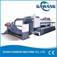 Wholesale Servo Motor Control Disposal Cup Paper Sheeter And Cutting Machine from china suppliers